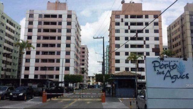 Aluga-se apartamento com 3/4 -Cond. Porto das Águas
