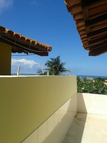 Excelente Vilage Ampla Vista Mar de 2 Suites em Patamares