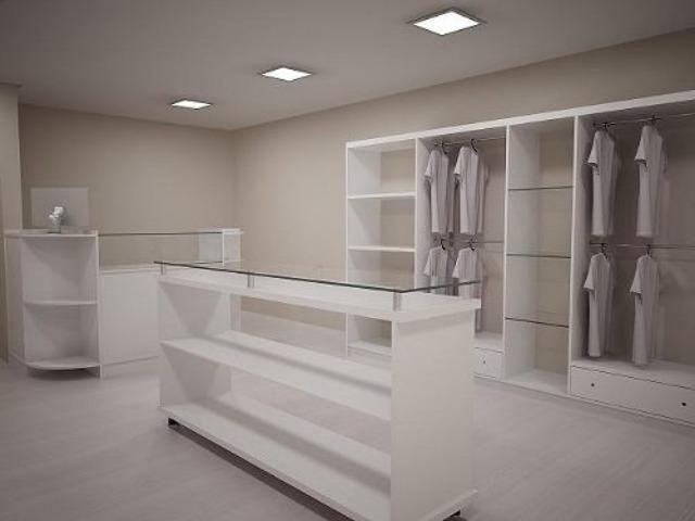 ef05fec10 KIT Móveis p Loja Completa de roupas Shopping Boutiques - Móveis ...
