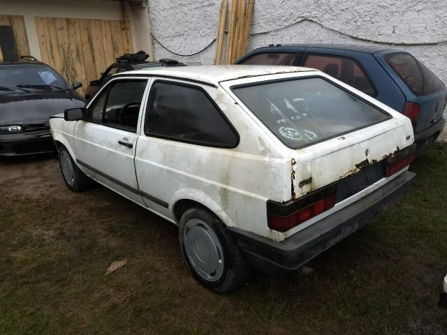 VW Gol Cl 1.0 Cht 1992 Sucata Em Peças Acessorios e Lataria