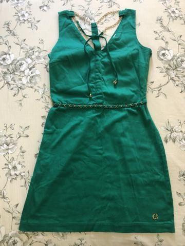 Lindo vestido da Carmen Steffens