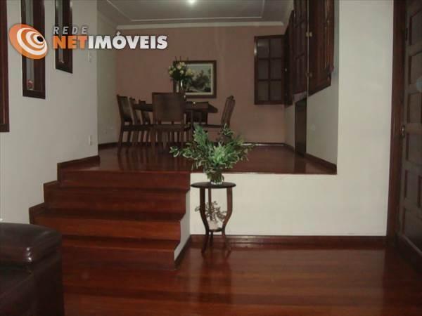 Casa à venda com 4 dormitórios em Serrano, Belo horizonte cod:534210