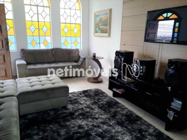 Casa à venda com 3 dormitórios em Caiçaras, Belo horizonte cod:739123