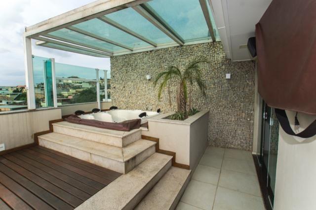 Cobertura à venda com 3 dormitórios em Albinópolis, Conselheiro lafaiete cod:384 - Foto 4