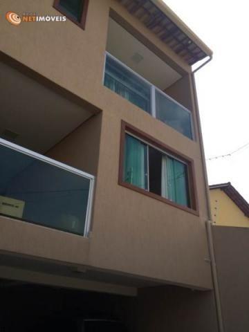 Casa à venda com 3 dormitórios em Serrano, Belo horizonte cod:355084