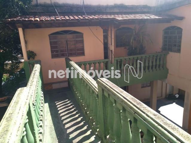 Casa à venda com 5 dormitórios em Alípio de melo, Belo horizonte cod:721886