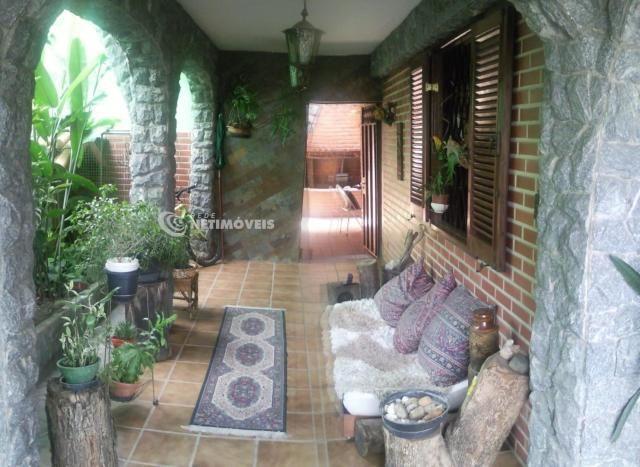 Casa à venda com 5 dormitórios em Serrano, Belo horizonte cod:485722 - Foto 5