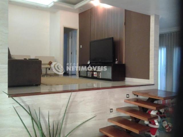 Casa à venda com 4 dormitórios em Caiçaras, Belo horizonte cod:619465 - Foto 2