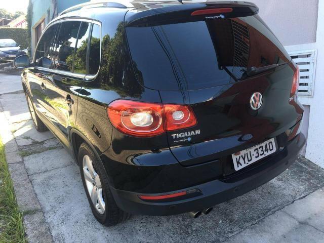 Volkswagen tiguan tsi automática 2.0 2010 - Foto 3