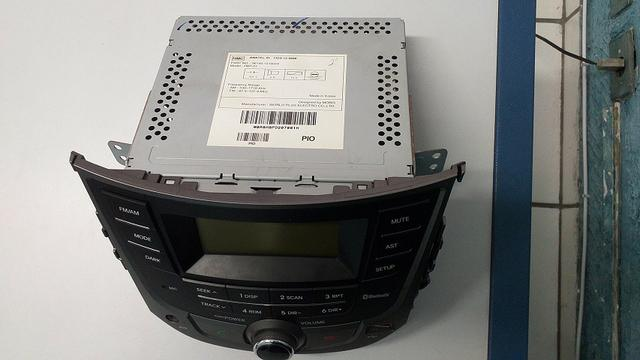 Som Rádio Original Hyundai Hb20 Bluetooth - Foto 3