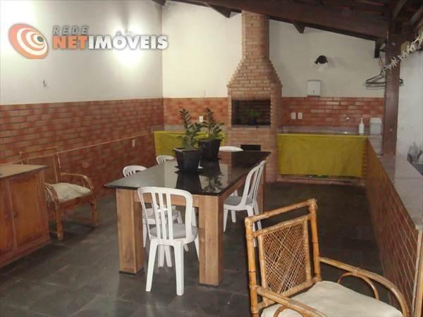 Casa à venda com 4 dormitórios em Serrano, Belo horizonte cod:534210 - Foto 16