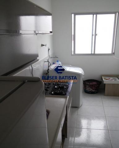 Apartamento à venda com 2 dormitórios em Villa floratta, Serra cod:AP00120
