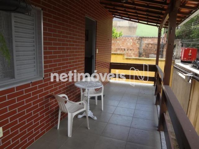 Casa à venda com 3 dormitórios em São salvador, Belo horizonte cod:728451 - Foto 4