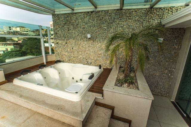 Cobertura à venda com 3 dormitórios em Albinópolis, Conselheiro lafaiete cod:384 - Foto 2