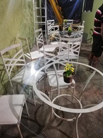 Mesas e cadeiras para festa!!! - Foto 2