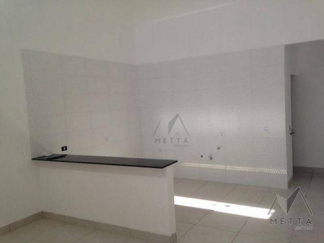 Casa com 2 dormitórios à venda, 62 m² por R$ 160.000 - Jardim Novo Prudentino - Presidente - Foto 4