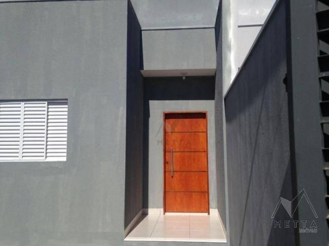 Casa com 2 dormitórios à venda, 62 m² por R$ 160.000 - Jardim Novo Prudentino - Presidente