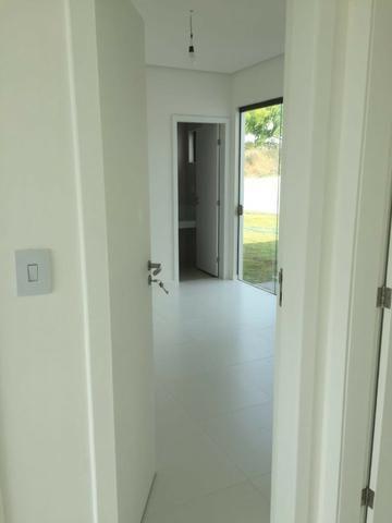 Casa nova. Condomínio Busca Vida. (Cod:EV-31) 4 suítes amplas, - Foto 18