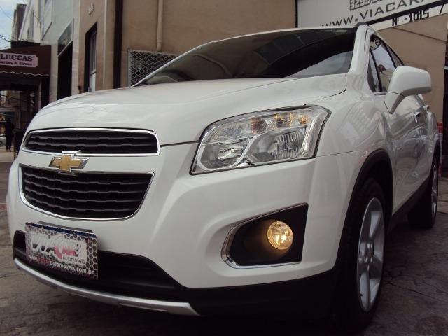 Chevrolet Tracker LTZ 1.8 16v (Flex) (Aut) 2014/2015 - Foto 3