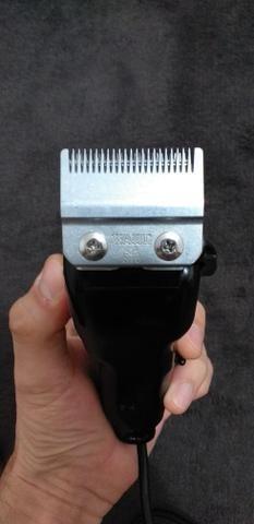 Máquina de corte profissional wahl com fio - Foto 3