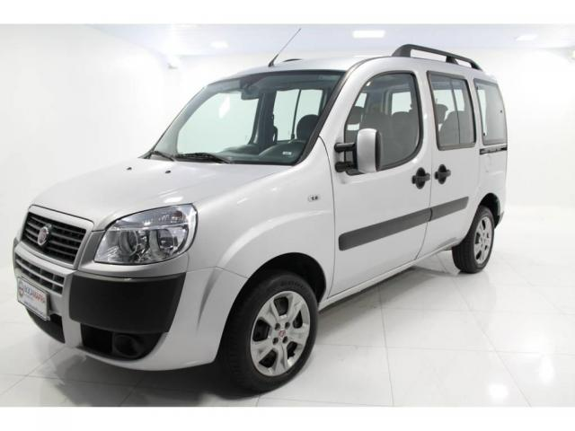 Fiat Doblo ESSENCE 1.8 COMP 7L