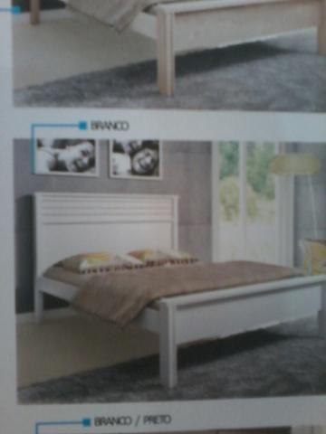 Promocao cama casal (novo)caixa 360,00 no dinheiro entrega e montagem gratis - Foto 5