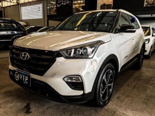 HYUNDAI CRETA 2018/2019 2.0 16V FLEX SPORT AUTOMÁTICO - Foto 2