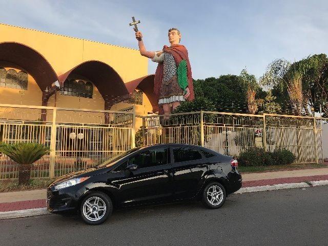 New Fiesta Sedã 1.6 2017 Flex Top - Foto 2