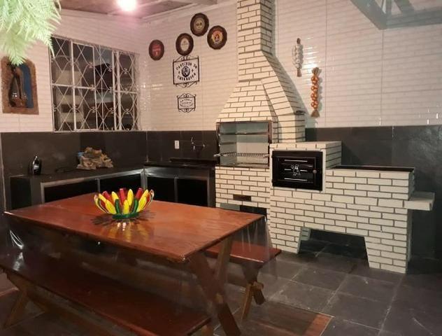 Trio estampado tijolinho pintado é na MA Churrasqueiras - Foto 3