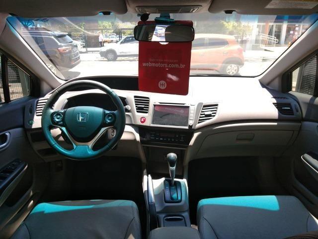 Civic LXR 2.0 AT - 2014 - Foto 6