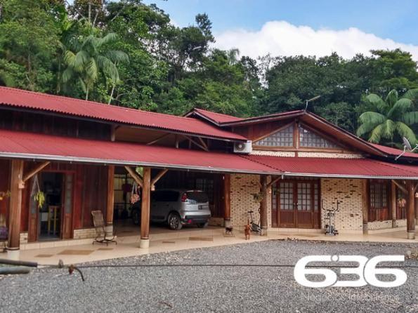 Casa   Joinville   Itinga   Quartos: 5