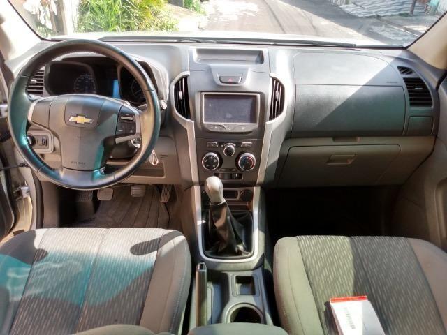 Chevrolet S10 Advantage 2.4 Flex 2016 Já Financiado - Foto 7