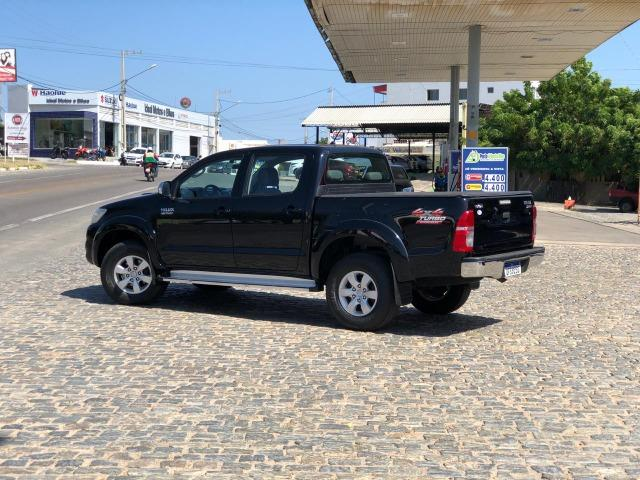 Pick Up Extra! Hilux SRV 2015 Aut 4x4 - F1 Auto Center Caicó/RN - Foto 6