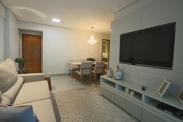 Apartamento 3 Suites Mobiliado Setor Bueno - Res. Excellence - Foto 3