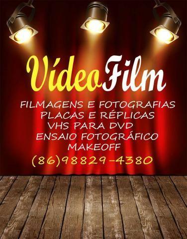 Passo suas fitas vhs para dvd, pendrive ou hd externo R$ 39,99 a unidade - Foto 4
