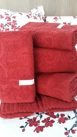 Jogo de toalhas buddemeyer - Foto 5