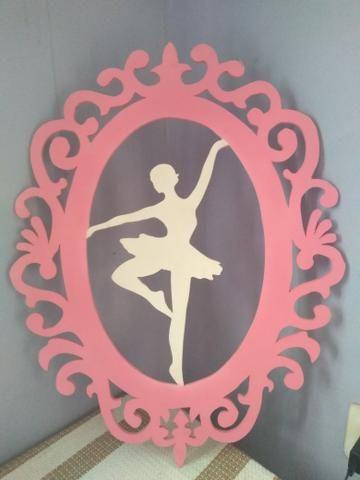 Quadro de bailarina