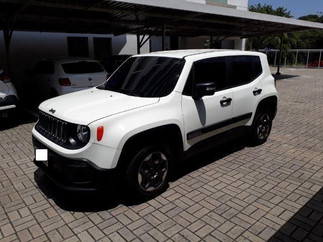 Jeep Renegade modelo 2016