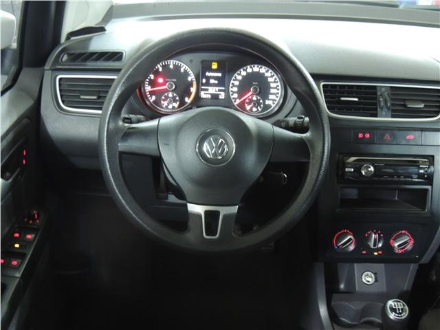 Volkswagen Crossfox 1.6 mi 8v flex 4p manual - Foto 5