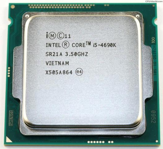 Processador i5 4690k novinho! - Foto 2