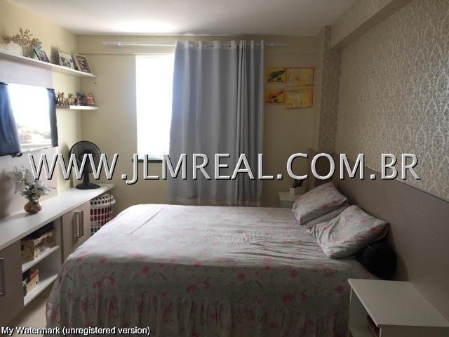 (Cod.:107 - Damas) - Vendo Apartamento 74m², 3 Quartos, Piscina, 2 Vagas - Foto 3