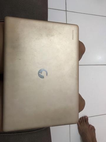 Vendo notebook para retirada de peças ou para uso