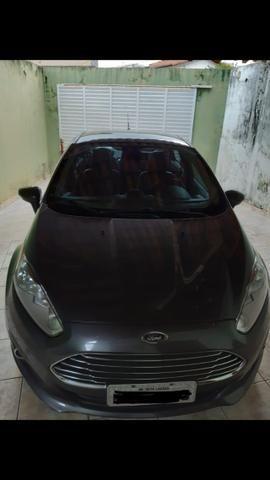 Vendo Fiesta sedan titanium 1.6 flex - Foto 5