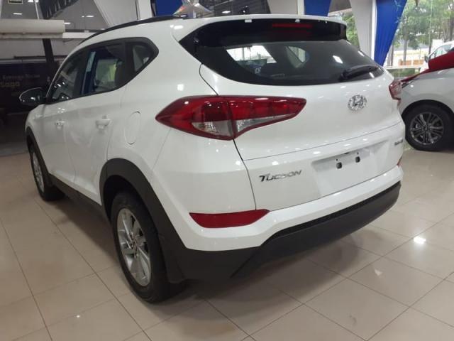 Hyundai Tucson Turbo Gls 1.6 Gdi Aut 2020 Gasolina - Foto 8