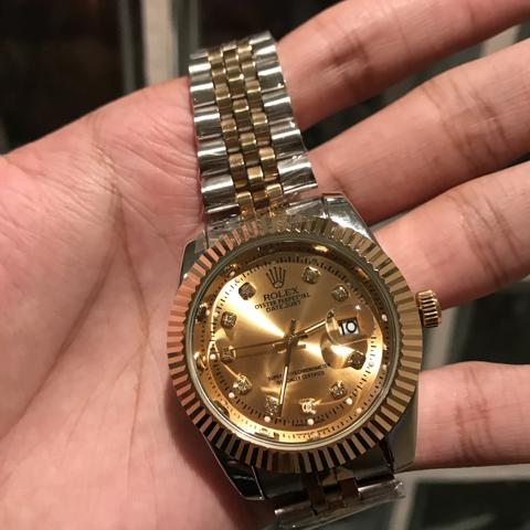 790820ea453 Relógio Rolex Datejust
