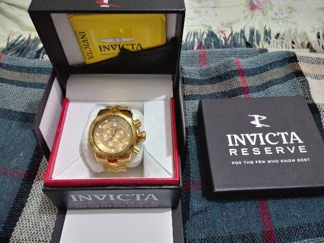 3c7cf39636c Relógio Invicta modelo Venom