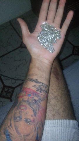 35f78e2a2097b 2 corrente de prata 925 - Bijouterias, relógios e acessórios - Vila ...