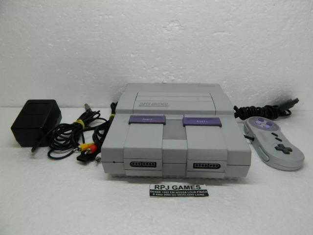 Super Nintendo Original, Etc. - Foto 2