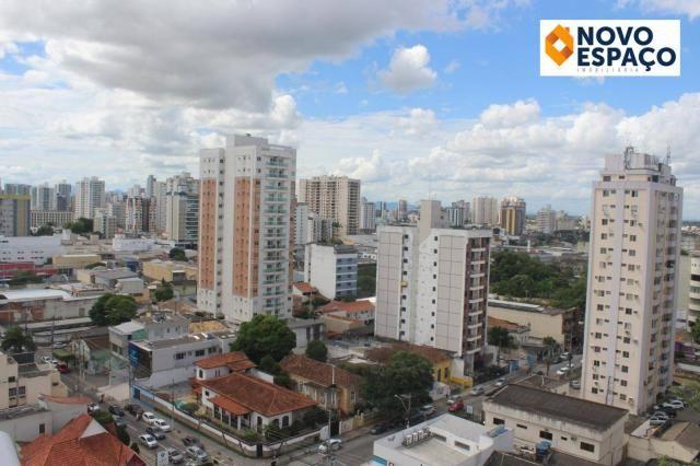 Apartamento com 2 dormitórios para alugar, 70 m² por R$ 1.000/mês - Centro - Campos dos Go - Foto 7