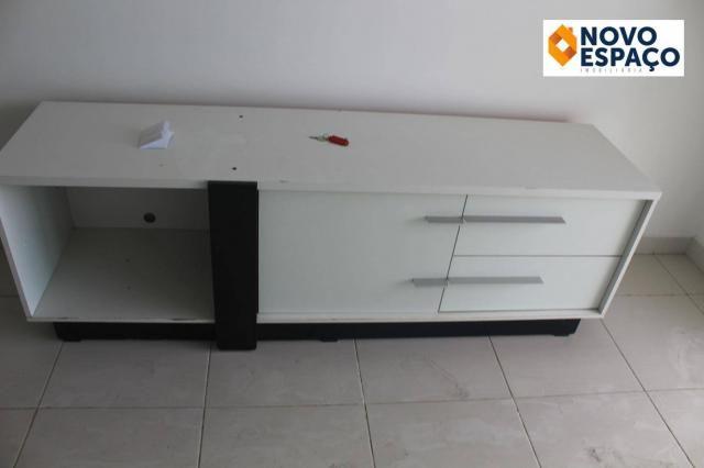 Apartamento com 2 dormitórios para alugar, 70 m² por R$ 1.000/mês - Centro - Campos dos Go - Foto 10